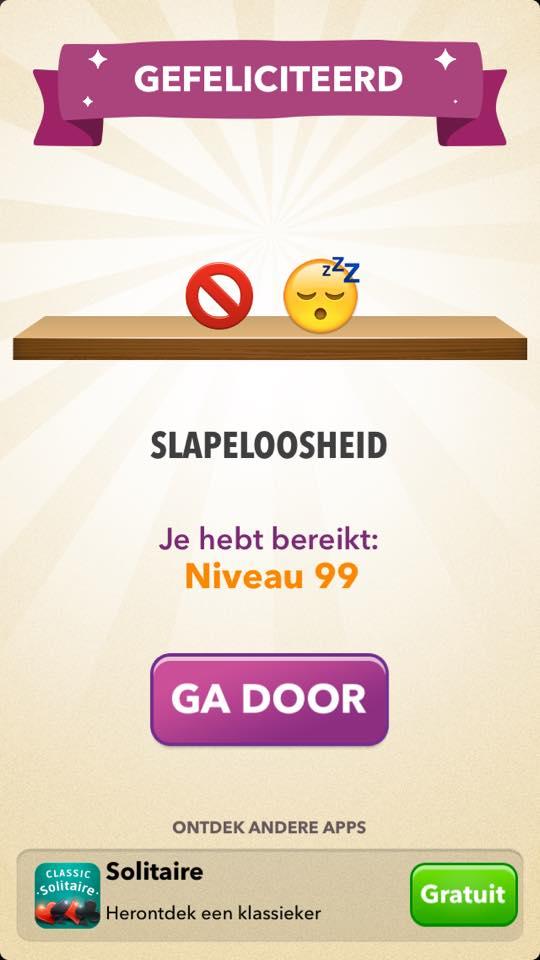 antwoord emoji quiz niveau 99