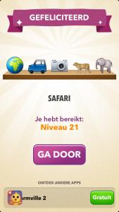 emoji quiz antwoord niveau 20