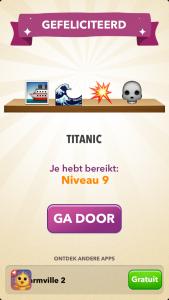 emoji quiz antwoord niveau 9