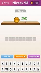 emoji quiz niveau 92